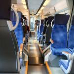 Maskenverweigerer droht Kundenbetreuer der Bahn im Zug zwischen Wolfsburg und Stendal