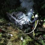 Schwerer Verkehrsunfall auf der B 248 bei Vitzke