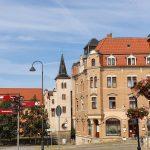 Drei Verletzte bei Massenschlägerei in Naumburg