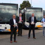 Fahrplanwechsel am 27.08.2020: Neues stündliches Busangebot zwischen Altmarkkreis Salzwedel, Wolfsburg und Magdeburg