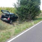 Unfallflucht in Peckensen in der Altmark - Unfallfahrer haut zu Fuß ab