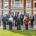 Engagementbotschafter des Landes Sachsen-Anhalt für den Kulturbereich im Saalekreis ernannt