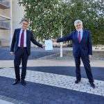 Dritte Amtszeit von Magdeburg Uni-Rektor Prof. Dr. Jens Strackeljan beginnt am 1. Oktober 2020