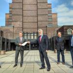 Für 70 Millionen Euro: Stadthalle Magdeburg wird zu multifunktionaler Veranstaltungsarena