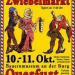 Historischer Zwiebelmarkt im Bauernmuseum Querfurt