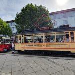 128 Jahre Naumburger Straßenbahn: Nahverkehrstag in Naumburg mit Städteexpress-Sonderfahrt