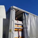 Fünf Afghanen auf Ladefläche eines LKW bei Bernburg festgestellt