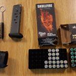 Bundespolizei stellt bei Schwarzfahrerin Schreckschusswaffe samt 49 Schuss Munition sicher