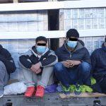Fahrer auf A14-Parkplatz bei Magdeburg ruft die Polizei: 4 Afghanen waren im LKW