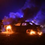 Auto in Minzleben im Harz abgebrannt