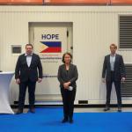 Firma aus Bitterfeld-Wolfen stellt Hightech-Container zur Kühlung und Lagerung von Corona-Impfstoff her