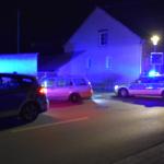 Verfolgungsjagd durch die Altmark - Flucht endete vor Mauer, Täter flüchten zu Fuß