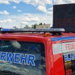 Mann in Blankenburg droht Gasexplosion an