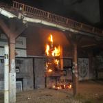 Brand in Bahnhof Seehausen