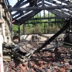 Carport an Ferienhaus in Drübeck im Harz abgebrannt - 40.000 Euro Schaden
