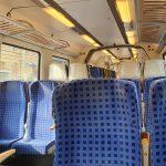 In der Regionalbahn von Dessau-Roßlau nach Bitterfeld kontrolliert - Haftbefehl war offen: Schwiegermutter in spe bewahrt Mann vor dem Gefängnis